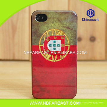 Conception de la société assurance sûre directe vente en gros de couverture de plastique de téléphone portable