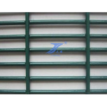 High Quality Galvanized Prison Anti Climb 358 Security Fence (factory)
