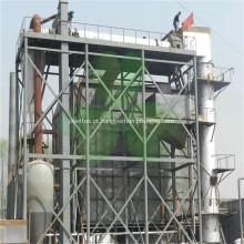 Equipamento de forno de vermiculita expandida industrial