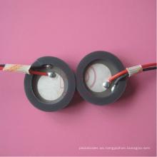 Humidificador Hoja 25mm Atomización Cosson Resistente Estable Calidad Atomización Ultrasónica
