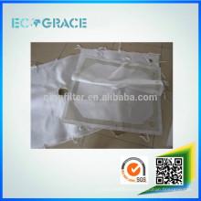 Paño de filtro de prensa de nylon de molino de azúcar de tejido liso para la filtración de agua
