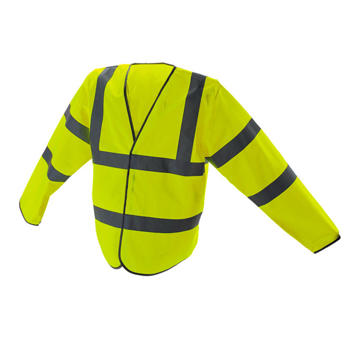 Workwear Security Reflective Vest