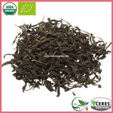 Thé noir à thé Gaba au thé bio