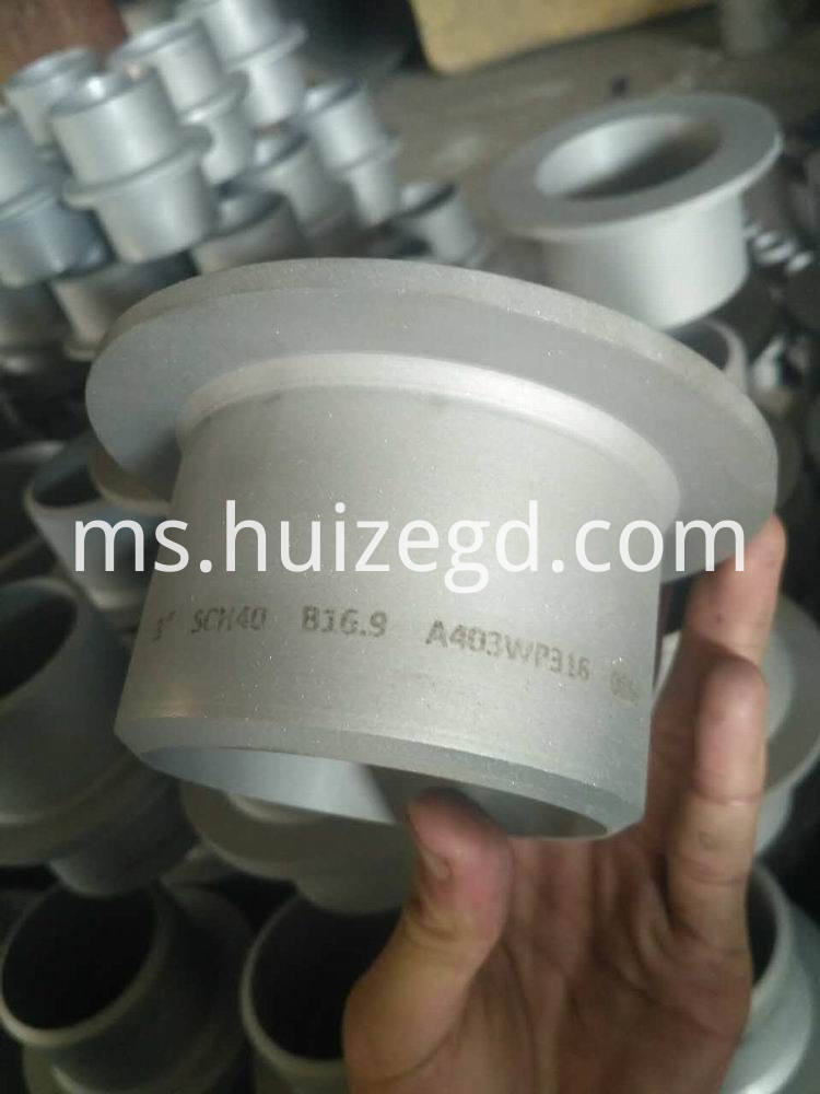 Pipe Fittings Stub End