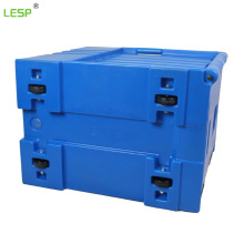 120L  Large Insulated Transportation Cabinet with wheels
