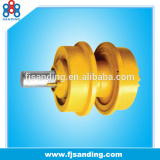 D65 casting part excavator carrier roller, bulldozer carier rollers