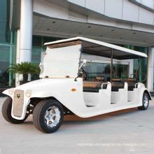 Marshell Brand 8 asientos eléctricos clásico Golf Buggy (DN-8D)