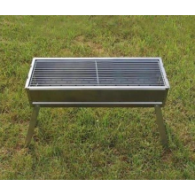 BBQ Grill with rectangular shape