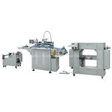 Полностью автоматическая рулонная машина для трафаретной печати (320SY)
