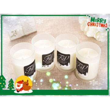 Various Scented Soy Wax Candle for Christmas with Private Label