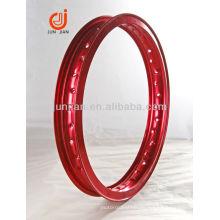 forjado aluminio ruedas llantas motos