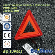 Konsequent gute Qualität und Sonderpreis Road Triangle Warnzeichen