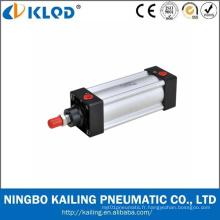 Cylindre pneumatique à simple effet pneumatique