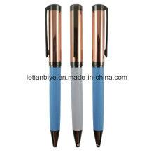 Металл медь шариковая ручка Оптовая торговля (ЛТ-D012)