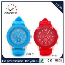 Женева цветок часы женщины платье часы, Кварцевые часы (ДК-243)