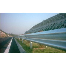 Best selling product in europe bridge safety corrugated highway guardrail