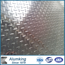 Five Bar Aluminium Plate for Antiskid Floor
