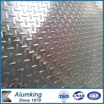 Diamond Checkered Aluminium Plate 1050/1060/1100