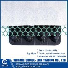 12mm HDPE dimple drainage board waterproof sheet