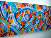 Dropship Abstract Oil Paintings, Handmade Paintings