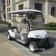 Four Seater Electric Golf Cart