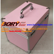 Aluminium Medium Hard Tool Box Fall Designer Make-up Taschen