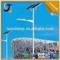 nueva luz de calle llevada solar ahorro de energía de YANGZHOU / con el polo de luz de calle de la energía solar