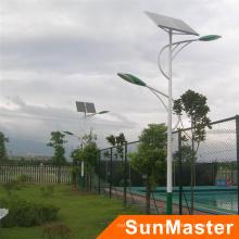 Réverbère solaire de la rue LED de la CE 60W