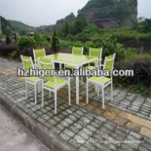 modern dining table / dining table and chair/hotel