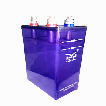 KPM500ah nicd battery for UPS and rolling stock