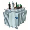 Transformateurs de distribution remplis d'huile à haute efficacité