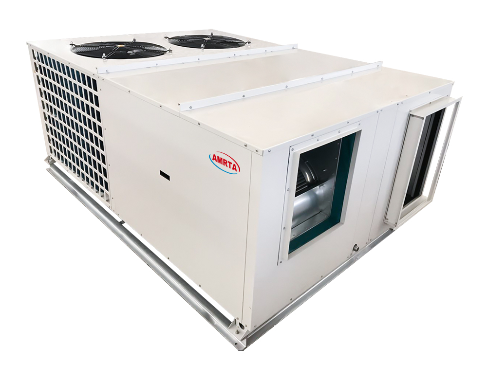 Rooftop Unit with Economizer