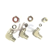 90 elbow connector hydraulic hose fitting