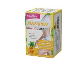 wholesale Instant slim fruit juice powder diet herbs supplement flat tummy Detox Weight loss pineapple juice