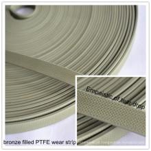 Ptfechamfers de bronze cheio / Empaistic na faixa de desgaste de superfície