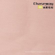 100% coton satiné en satin Vente en gros de tissu tissé tissu