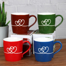 Colorful Love coffee mug