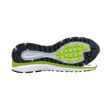 Rodada Sapatos De Desportos De Cabeça Sole Suspensão De Resistência Ao Desgaste Sapatos TPR Sole
