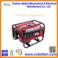Générateur triphasé d'essence de cadre de fil de cuivre de 3kw 3000W