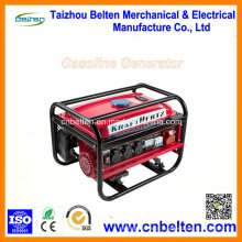 3kw 3000W Copper Wire Three Phase Square Frame Gasoline Generator