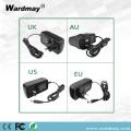 Источник питания для систем видеонаблюдения EU / Au / Us / En Стандарт DC12V1A / 2A / 3A / 5A / 10A