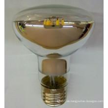 CER RoHS FCC R63 3.5W / 5.5W / 6.5W LED reflektieren Birne