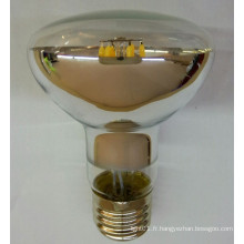 Ampoule de réflexion de la CE RoHS FCC R63 3.5W / 5.5W / 6.5W LED