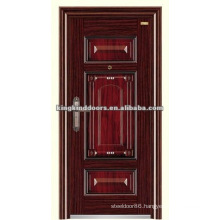 Luxury Steel Security Door KKD-520 With Good Paint From China Top 10 Brand Doors