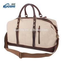 bolsa de lona con compartimento secreto