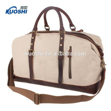 plain duffel bag with secret compartment
