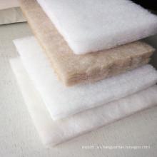 Guata de colchón de lana de alta calidad
