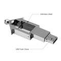 Metal House Flash Memory Usb 32gb Flash Drive
