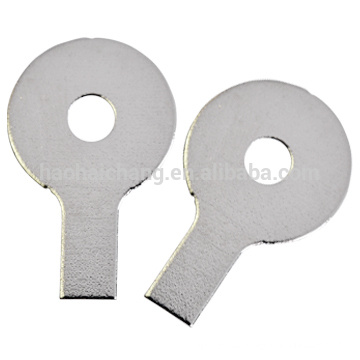 Nuevos productos chinos estampado de metal piezas de contacto terminal de hierro
