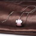 Destino los cristales de la joyería de Swarovski collar de cerámica